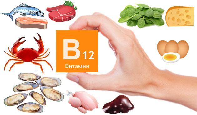 Витамин б6 б12 для чего нужен