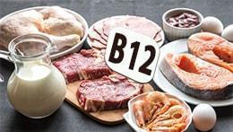 Продукты содержащие витамин в12