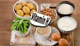 Продукты содержащие витамин Н