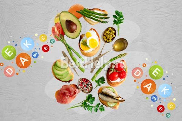полезная еда для либидо