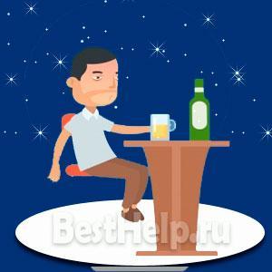 Каких витаминов не хватает алкоголикам